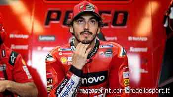 "GP Germania, Bagnaia: ""Marquez? Se stai male non vinci in MotoGP"" - Motosprint.it"