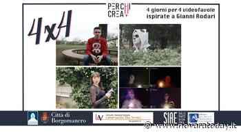 Borgomanero, dalla scuola Da Vinci i cortometraggi ispirati a Gianni Rodari - Novara Today
