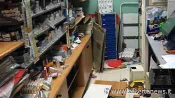 Svaligiata un'altra tabaccheria: rubati gratta e vinci, sigarette e soldi - CasertaNews