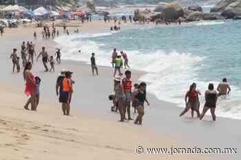 Registra Acapulco su mejor fin de semana turístico de junio - La Jornada
