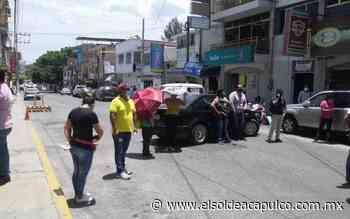Grupo de 'Directivos Unidos de Acapulco' amenaza con bloquear bulevar de Las Naciones - El Sol de Acapulco