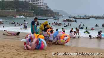 Turista muere ahogada en playa de Acapulco: VIDEO - El Heraldo de México