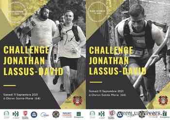 Challenge sportif Jonathan Lassus-David Oloron-Sainte-Marie - Unidivers