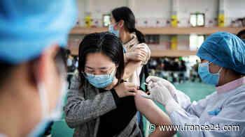 #Covid19Hoy: China alcanza los mil millones de vacunados contra el coronavirus - FRANCE 24