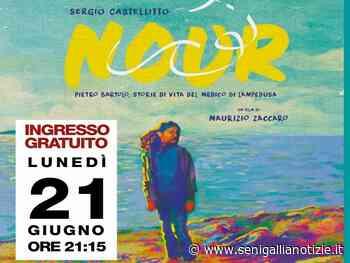 """Lunedì 21 giugno proiezione del film """"Nour"""" al cinema Gabbiano di Senigallia - Senigallia Notizie"""