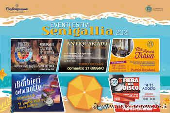 Senigallia, presentato il cartellone degli eventi dell'estate 2021 - Marche News 24