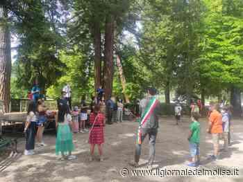 Campobasso, si è riunito in Villa De Capoa il Consiglio comunale delle bambine e dei bambini - Il Giornale del Molise