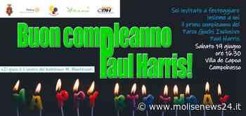 Buon compleanno Paul Harris, a Campobasso si festeggia il primo anno - Molise News 24