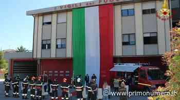 Consegnate le benemerenze ai Vigili del fuoco di Campobasso - Primonumero