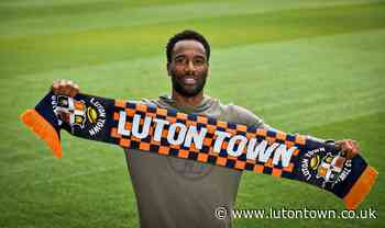 Cameron Jerome hungry to prove his worth at Luton Town - lutontown.co.uk