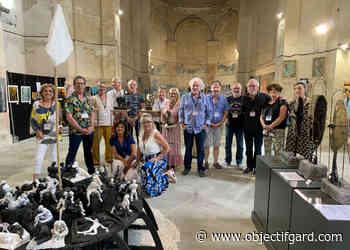 PONT-SAINT-ESPRIT « L'Art s'emmêle » expose au prieuré Saint-Pierre - Objectif Gard