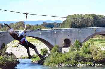 PONT-SAINT-ESPRIT Tyrolienne, visite autour du pain maudit, show aquatique... Découvrez les festivités de l'été - Objectif Gard
