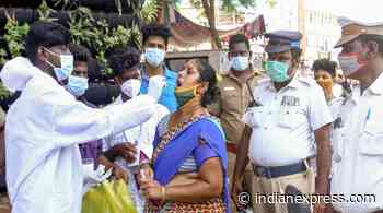 Chennai Hyderabad Live Updates: TN reports 7817 fresh cases, 182 deaths; Recoveries in Telangana cross 5.91 lakh - The Indian Express