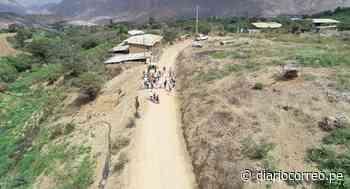 Mejorarán camino vecinal Casa Blanca-Pampas de Chepate en Gran Chimú, en La Libertad - Diario Correo