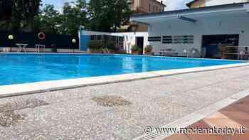 Campogalliano. Riapre la piscina comunale con corsi e attività - ModenaToday