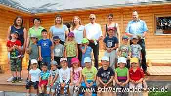 Egenhausen - Pädagogische Einrichtung der Zukunft - Schwarzwälder Bote