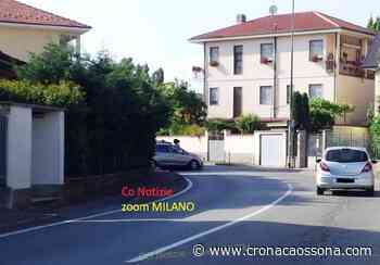 Scontro auto-moto in via Padre Ceriani. Corbetta - CO Notizie - News ZOOM