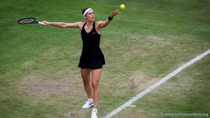 Bad Homburg Open: Andrea Petkovic shocks Sorana Cirstea in 1R