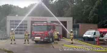 Brandweer Hasselt herdenkt omgekomen collega's - Hasselt Actueel