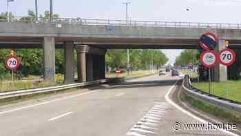 Snelheid op Hasseltse Singel bij Provinciehuis weer naar 90 per uur - Het Belang van Limburg