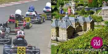 Sortie loisirs : Karting et France Miniature Circuit BRK mardi 20 juillet 2021 - Unidivers