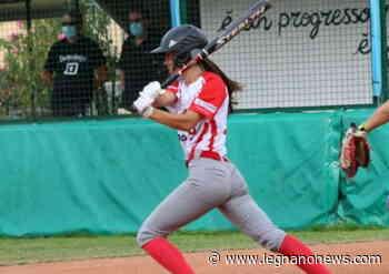 Legnano Legnano Softball, doppietta contro Crocetta Parma (3-0, 7-0) - LegnanoNews.it