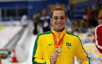 Atleta Saquaremense alcança índice para a Paralimpíada de natação em Tóquio - O Dia
