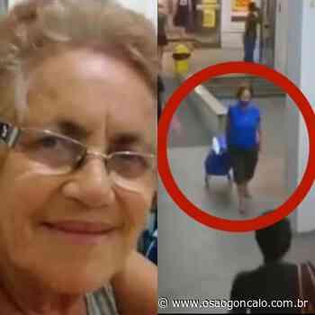 Veja Vídeo: Idosa morta em Saquarema é vista por câmeras de segurança - O São Gonçalo