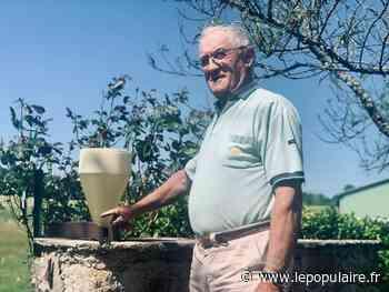 A Saint-Junien, l'agriculteur retraité surnommé « Monsieur météo » livre ses dernières constatations - lepopulaire.fr