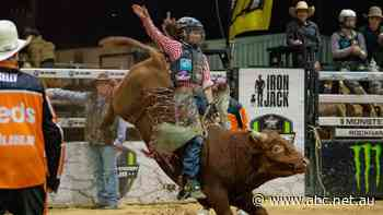 Gracemere girl makes history as first female PBR competitor