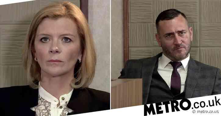 Coronation Street spoilers: Leanne Battersby faces Harvey in court – will she destroy him?