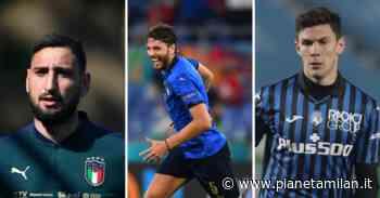 Milan, la Nazionale dei rimpianti: Donnarumma e Locatelli in primis / News - Pianeta Milan
