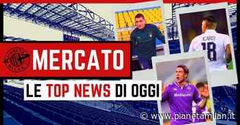 Calciomercato Milan, top news: casting attacco, fiducia per Dalot e Brahim - Pianeta Milan