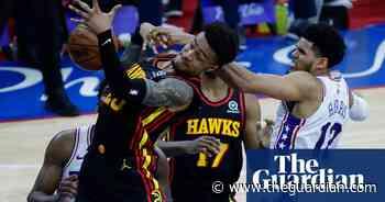 Atlanta Hawks soar into East finals after grounding top-seeded Sixers in Game 7