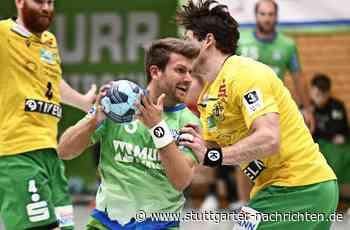 Handball: HC Oppenweiler/Backnang - Die finale Aufgabe ist nicht zu lösen - Stuttgarter Nachrichten