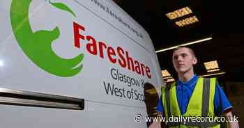 Fareshare provides 300 tonnes of food for people in Lanarkshire - Daily Record