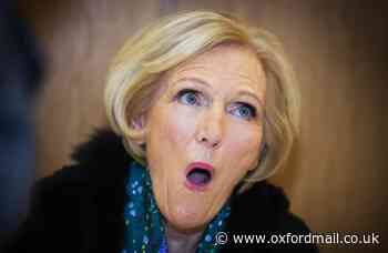 Mary Berry to meet fans at Blenheim Palace Food Festival - Oxford Mail