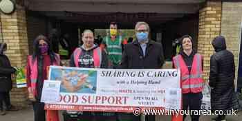 Foodbank in Harrow donates food to 600 locals per week - In Your Area