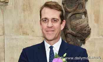Boris Johnson's food waste tsar BEN ELLIOT reveals why his family has 'leftover Mondays' - Daily Mail