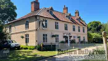 Food review of the Buckinghamshire Arms in Blickling - Eastern Daily Press