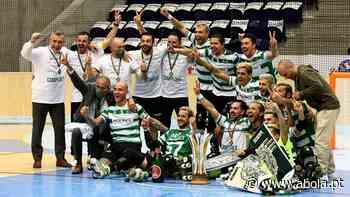 Sporting vence FC Porto e sagra-se campeão nacional - A Bola