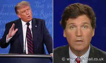 Tucker Carlson sent a call from Trump to voice mail after his disastrous debate with Joe Biden