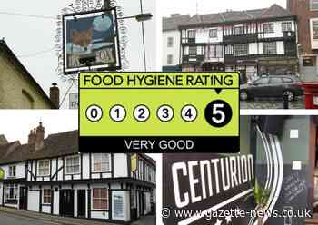 How inspectors rated these Colchester pubs for their food hygiene - Gazette