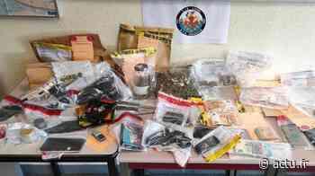 Hérault. A Mauguio, les gendarmes démantèlent un trafic de stupéfiants - actu.fr