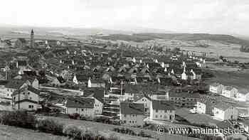 Bad Neustadt Bad Neustadt: So sah die Gartenstadt vor 60 Jahren aus - Main-Post