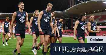 'The numbers are damning' at Carlton