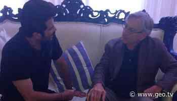 Anil Kapoor reminisces upon best memories with Robert De Niro, Al Pacino - Geo News