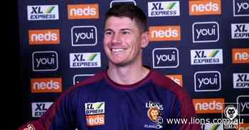 "Zorko: ""Geelong Will Bring It, We Need To Match It"" - Brisbane Lions"