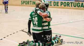 Sporting vence FC Porto e empata final do nacional de hóquei em patins - RTP