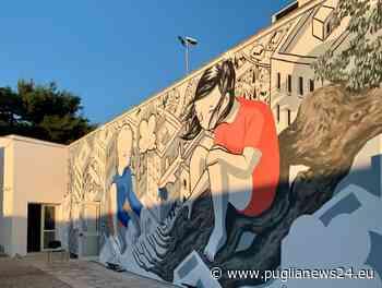 Tedx Putignano sotto il segno di Millo: un murales dello street artist cornice dell'evento - Puglia News 24